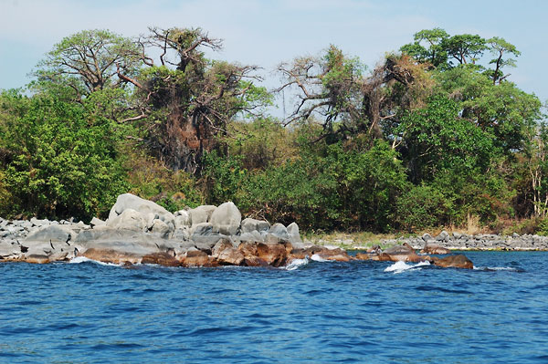 Malawi, Mbako Point Likoma
